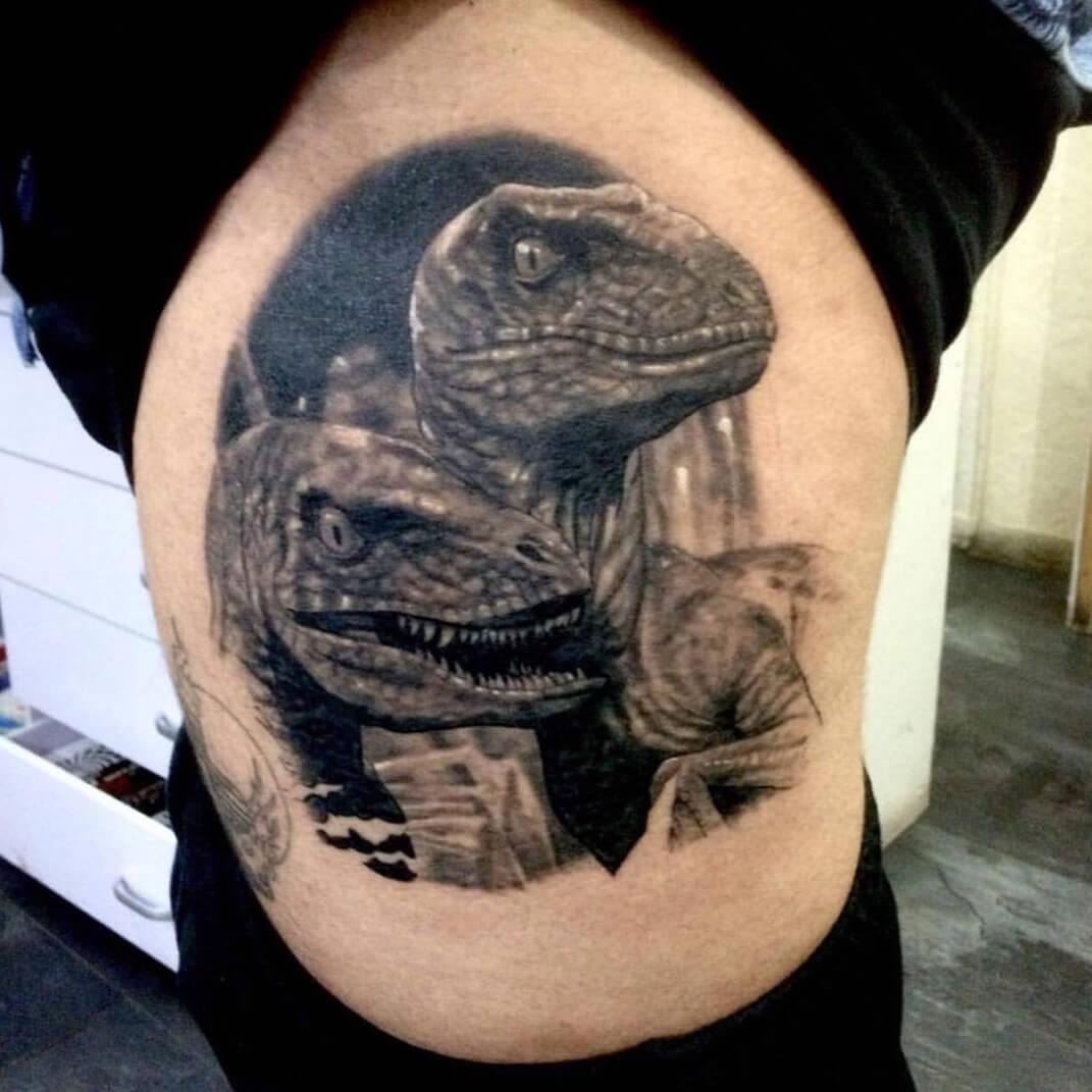 Steve The Tattooist @stevethetattooist
