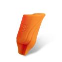 Paquet de 2 Surmanchons Biogrips EGO en Silicone Pour Manchons 19MM (Droits) - Orange