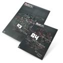Killer Ink - Carnet de Papier à Dessin de Qualité 180gsm - Format A3 ou A4 (30 Feuilles)