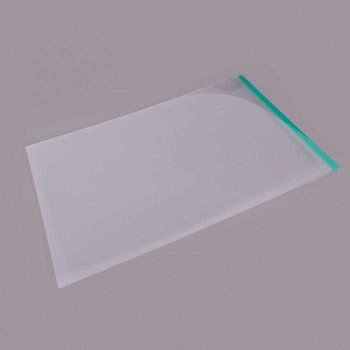 Support plastique pour impression thermique (format A4 standard)