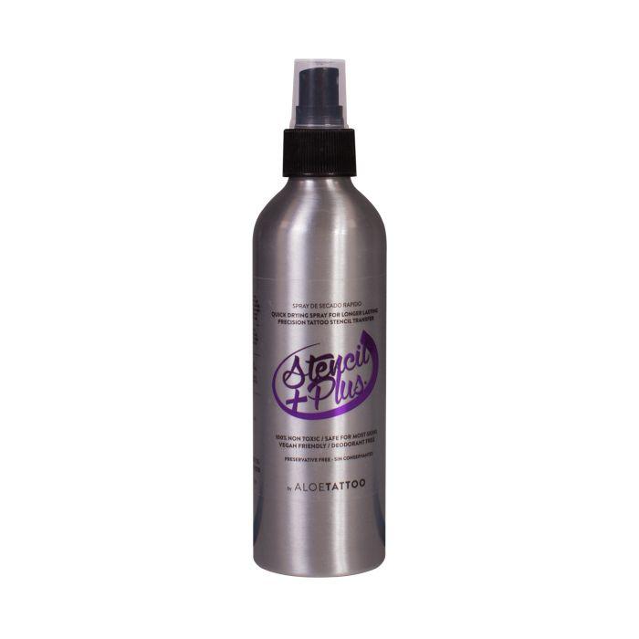 Aloe Tattoo - Stencil Plus Spray