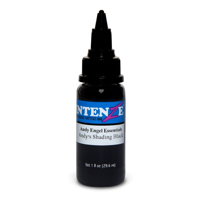 Encre Intenze Ink - Andy Engel Essentials - Andy's Shading Black (30ml)