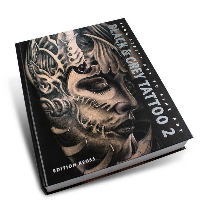 Black & Grey Tattoo: Volume 2 (Edition Reuss)