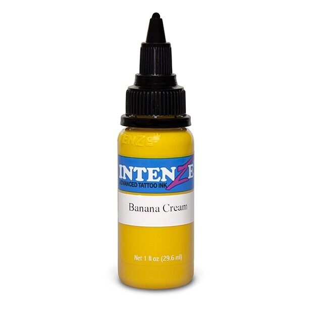 Encre Intenze Ink - Pastel - Banana Cream (30ml)