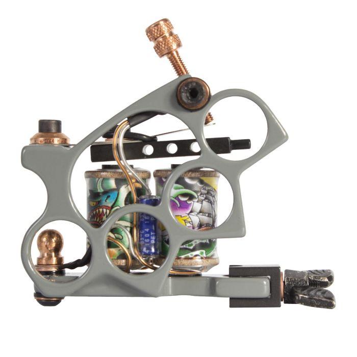 Machine à Tatouer Bavarian Custom Irons - Knuckle - Liner (Traceuse)