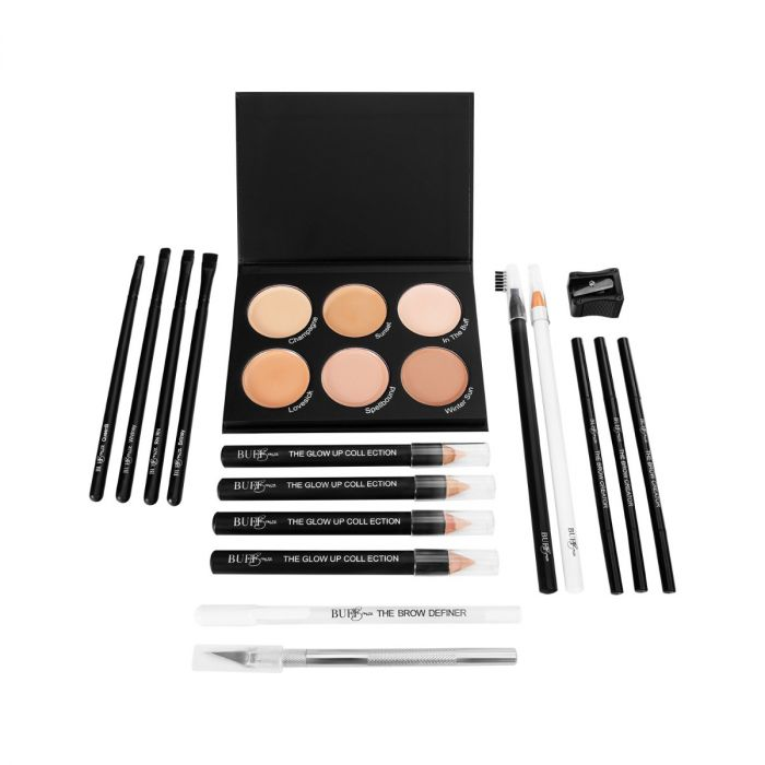 Buff Browz - Kit Outils Buff Browz - Collection Complète