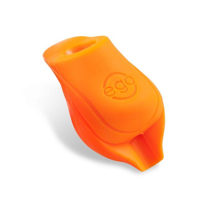 Paquet de 2 Surmanchons Biogrips EGO en Silicone - Orange