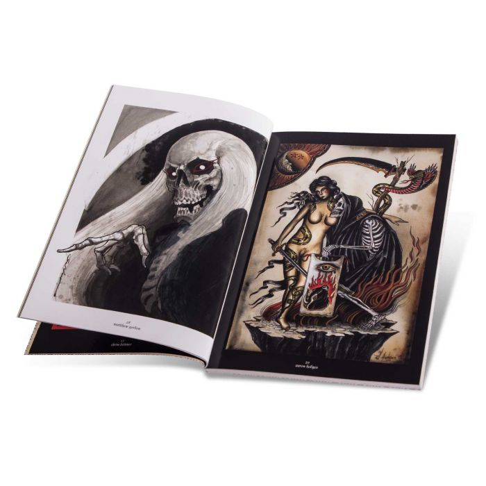 Reapers - Illustrated Monthly (Illustrations de Faucheuses)