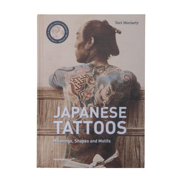 Tatouages japonais Significations, Formes et Motifs de Yori Moriarty