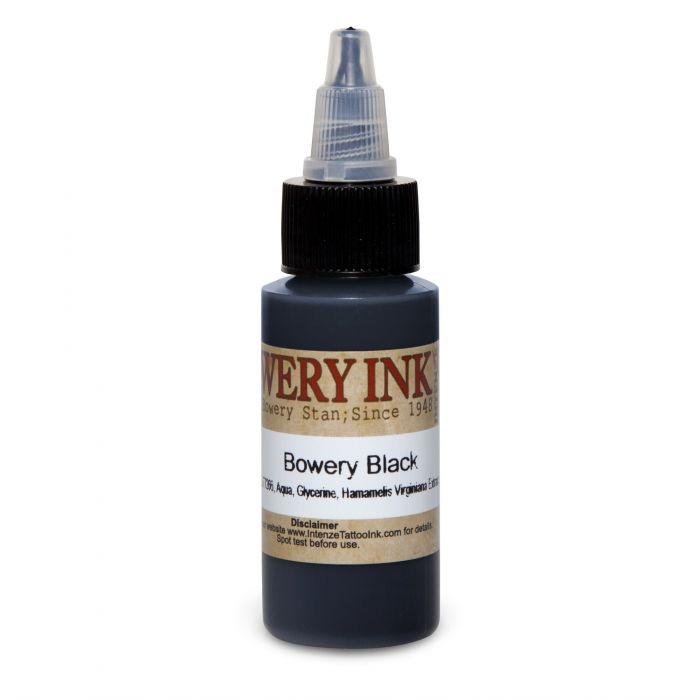 Encre Intenze Ink - Bowery Ink par Stan Moskowitz - Black (30ml)