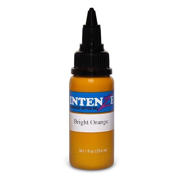 Encre Intenze Ink - New Original - Bright Orange (30ml)