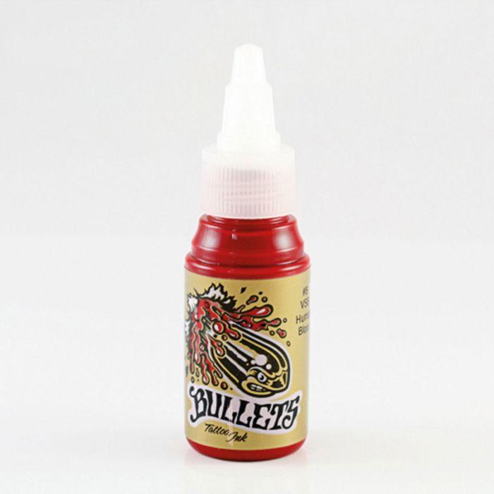 Encre Bullets Tattoo Ink - VSB Human Blood