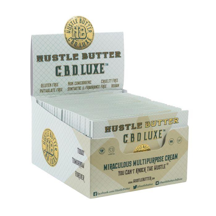 Sachets de soin bio pour tatouage Hustle Butter CBD Luxe 1.875g