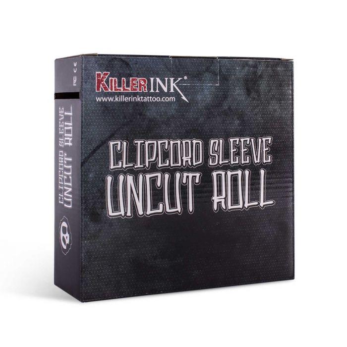 Killer Ink - Rouleau de Gaine de Protection pour Câbles Clip-Cord (250m)