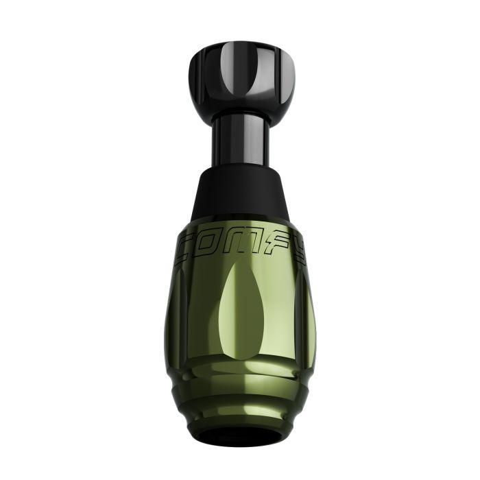 Manchon Stigma-Rotary® Comfy Click - Vissable - Vert armée