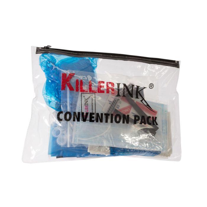 Kit Artiste Killer Ink pour Conventions de Tatouage.