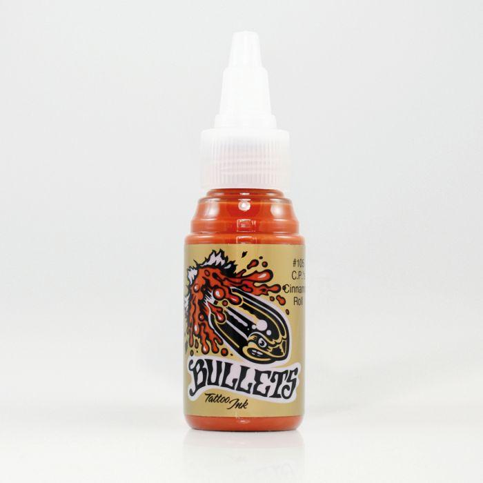 Encre Bullets Tattoo Ink - C.P.'s Cinnamon Roll (35ml)