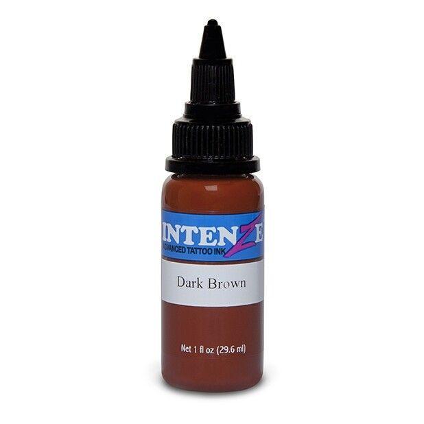 Encre Intenze Ink - Basic - Dark Brown (30ml)