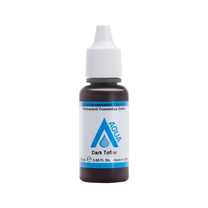 Li Pigments Aqua - Dark Toffee 15 ml