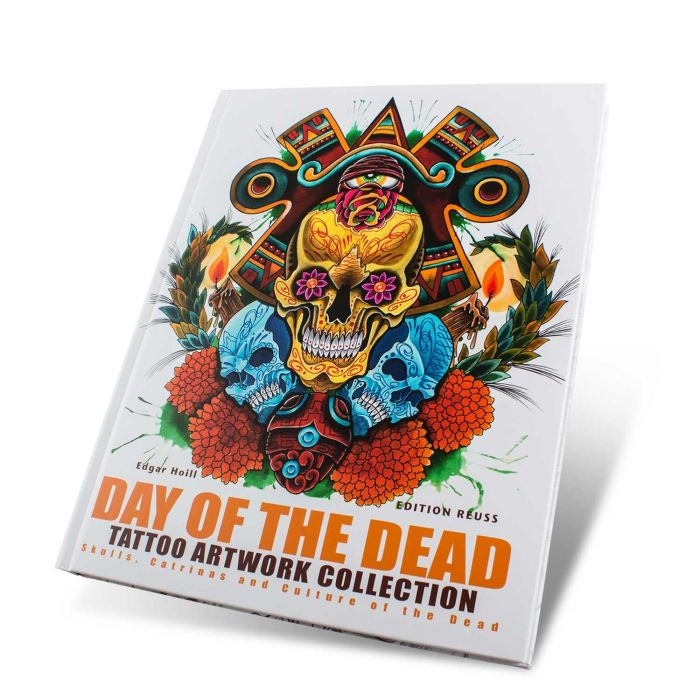 Day of the Dead: Tattoo Art Collection (Edition Reuss)