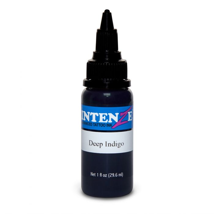 Encre Intenze Ink - Deep Indigo (30ml)