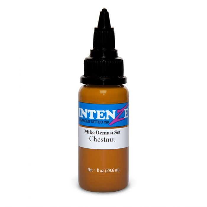 Encre Intenze Ink - Color Portrait par Mike DeMasi - Chestnut (30ml)