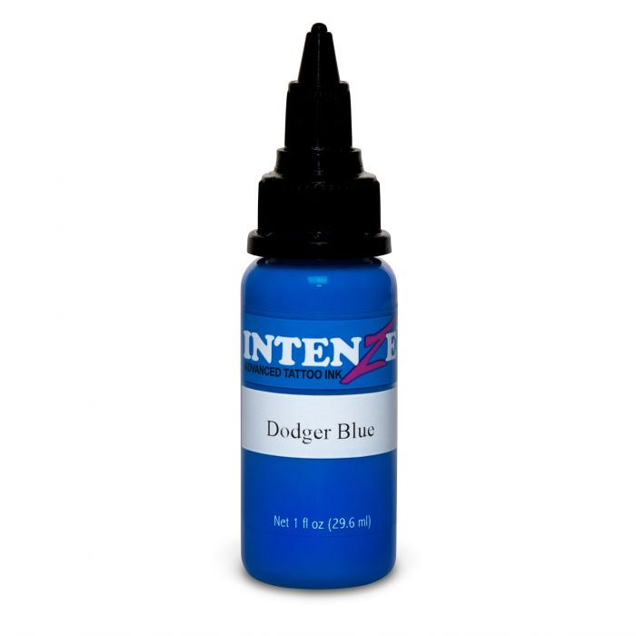 Encre Intenze Ink - Dodger Blue (30ml)