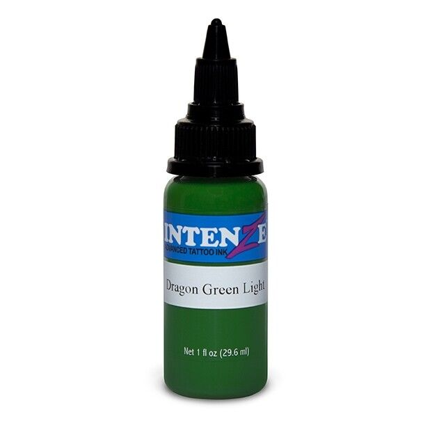 Encre Intenze Ink - Dragon - Green Light (30ml)