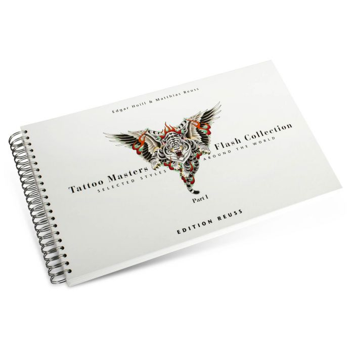 Tattoo Masters Flash Collection (Part 1) - Edition Reuss