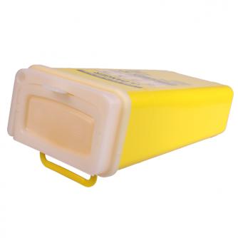 Poubelle pour Aiguilles de Tatouage Flynther (1,5L)