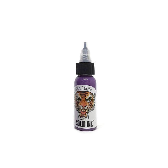Solid Ink Chris Garver's Dirty Purple 30ml (1oz)