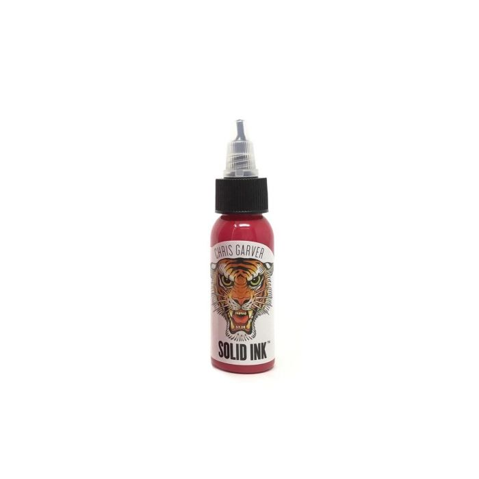 Solid Ink Chris Garver's Peony Pink 30ml (1oz)