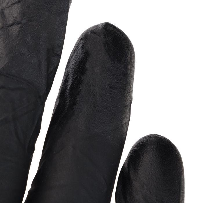 Boite de 100 gants Unigloves Select (nitrile) - Noir