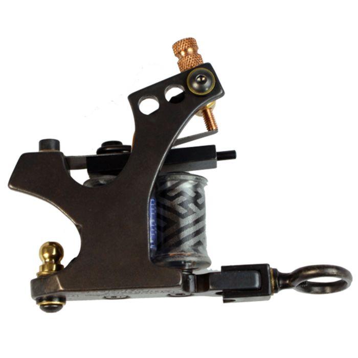 Machine à Tatouer Bavarian Custom Irons - Morphosica - Colour Packer (Remplisseuse de Couleurs)