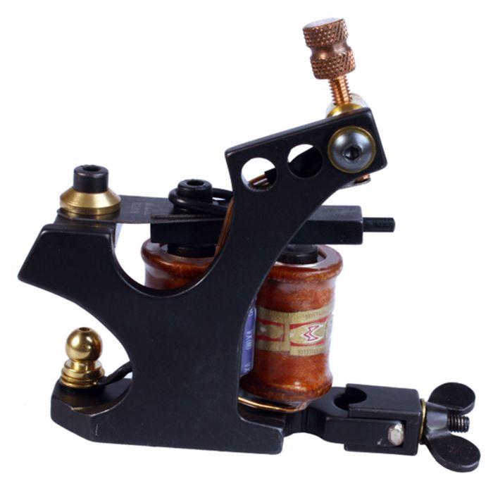 Machine à Tatouer Bavarian Custom Irons - Morphosica - Power Liner (Traceuse Puissante)