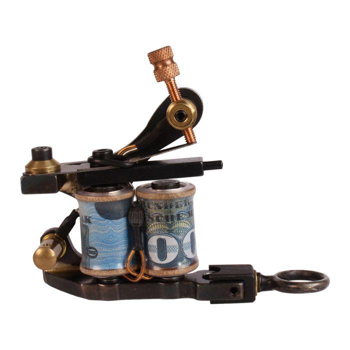 Machine à Tatouer Bavarian Custom Irons - pour Gauchers Nando - Universel