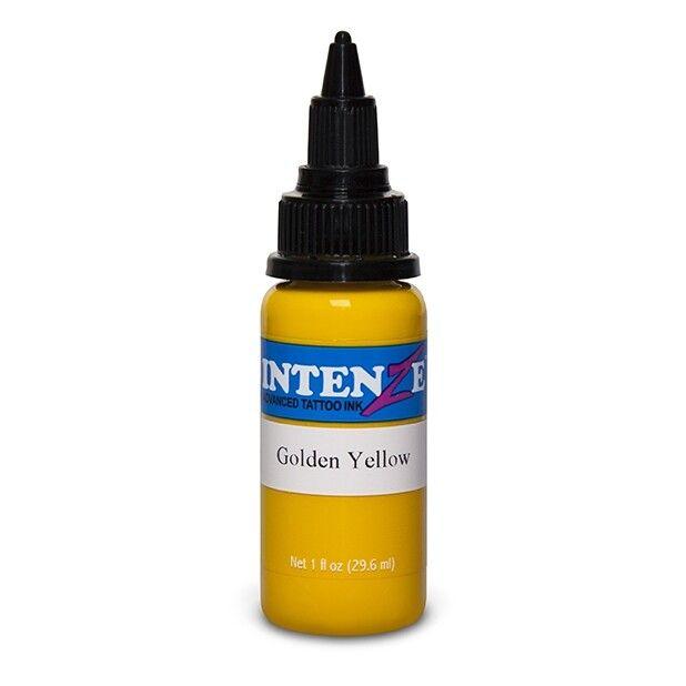 Encre Intenze Ink - Basic - Golden Yellow (30ml)