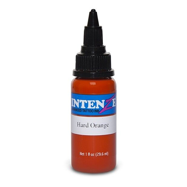 Encre Intenze Ink - Basic - Hard Orange (30ml)
