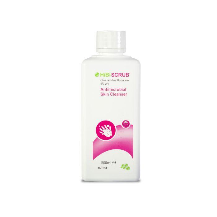 Hibiscrub - Nettoyant Antimicrobien pour la Peau