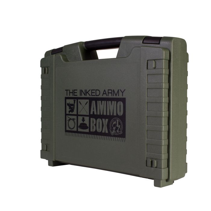The Inked Army - Mallette de rangement Ammo Box - Cartouches