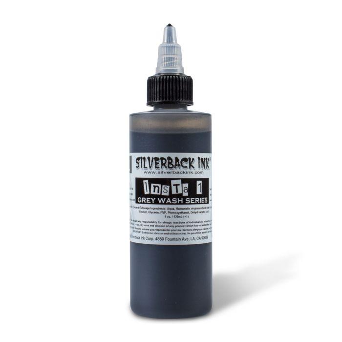 Encre Silverback Ink® - Série Insta10Shade Grey Wash - Insta 1 (120ml)