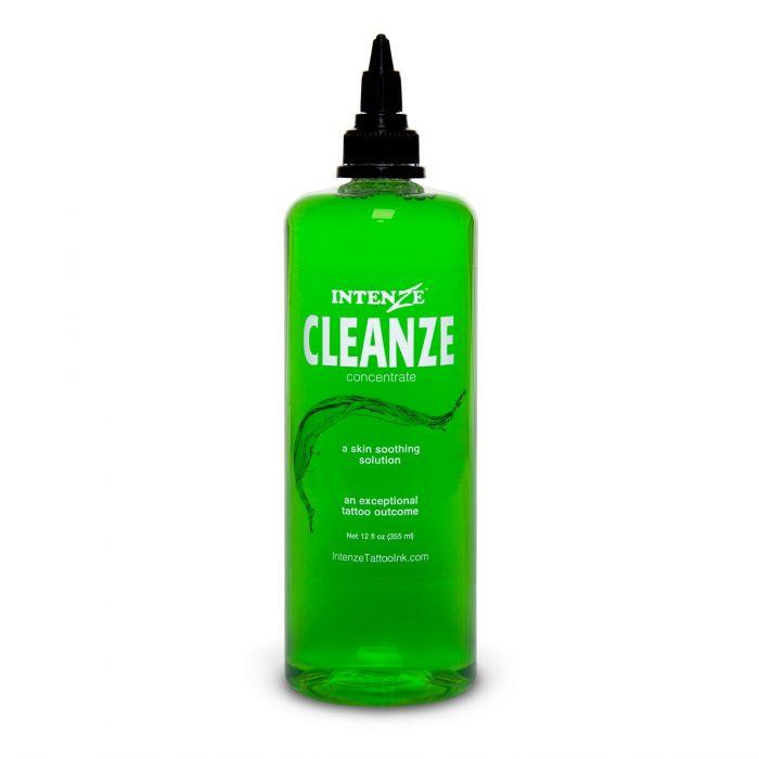 Intenze Cleanze - Savon vert concentré (360ml)