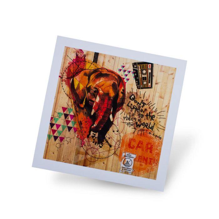 Design RemixIT (Ivana Tattoo Art) - Impression 'Beautiful Alley I'