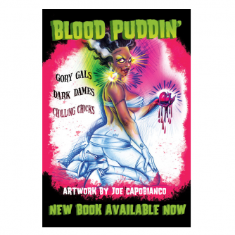Blood Puddin, Carnet de Croquis - Joe Capobianco