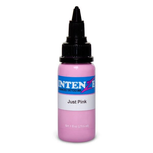 Intenze Ink Pastel Just Pink (anciennement Carols Pink) 30 ml (1 oz)