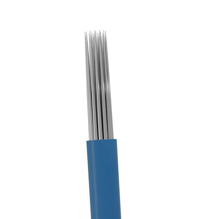 Boite de 50 aiguilles Microblade Killer Beauty 0.30mm - 21 Round