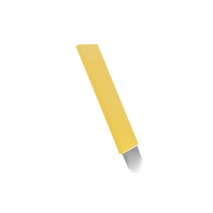 Boite de 50 aiguilles Microblade Killer Beauty 0.25mm - 16 Bold Blade