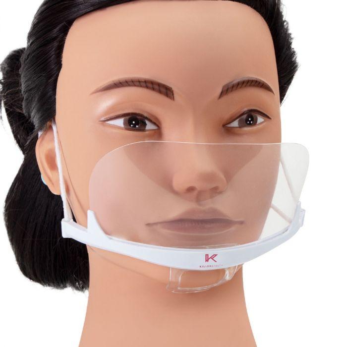 Boîte de 10 masques Killer Beauty pour visage/bouche
