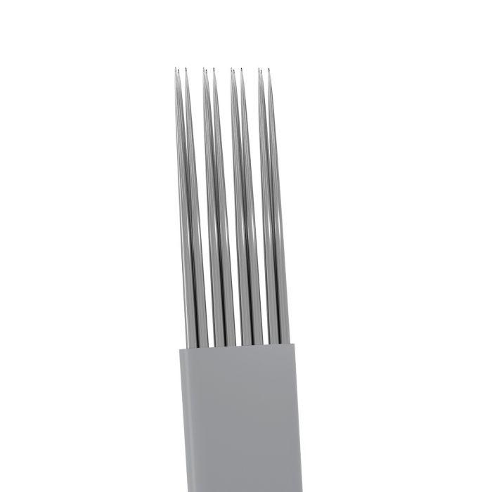 Boite de 50 aiguilles Microblade Killer Beauty 0.35mm - 4 Bunch 3 Round