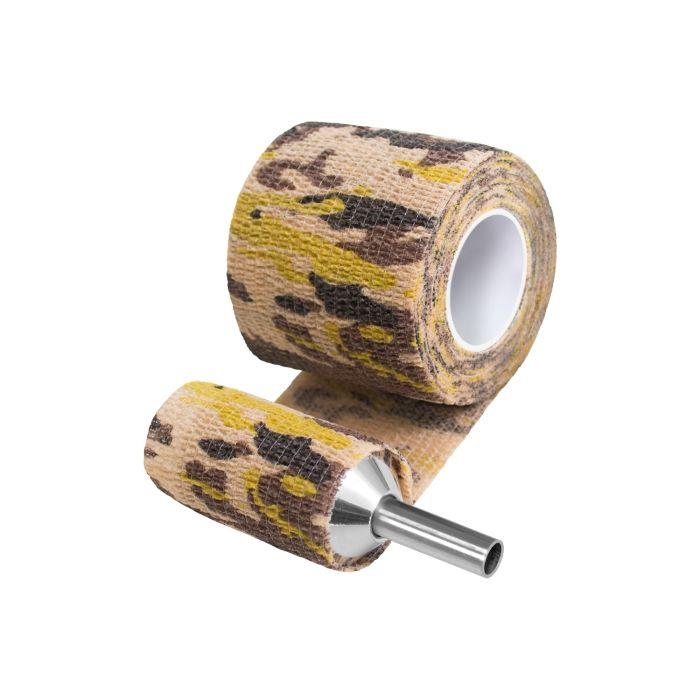 Killer Ink - Ruban autoadhésif pour manchon (50mm x 4,5m) - Desert Camouflage